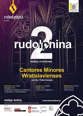 Rudolphina 2 –motety 2-chórowe
