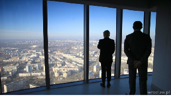 Punkt widokowy w Sky Tower
