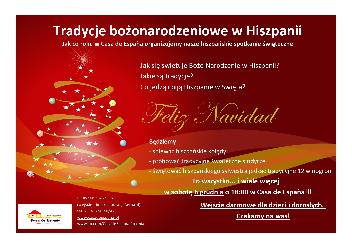 Tradycje bożonarodzeniowe w Hiszpanii