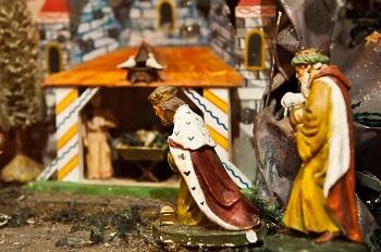 Śląskie szopki bożonarodzeniowe w Muzeum Miejskim Wrocławia w Pałacu Królewskim