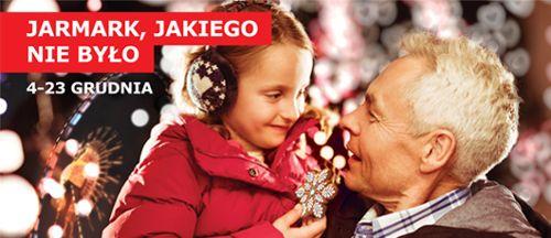 Jarmark Świąteczny w Alei Bielany
