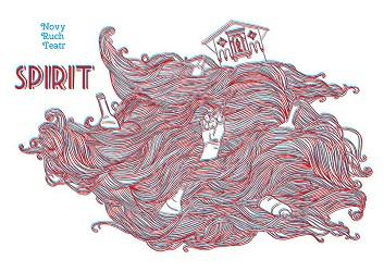 Novy Ruch Teatr  Premiera SPIRIT