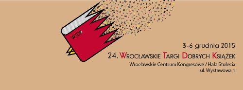 24. Wrocławskie Targi Dobrych Książek