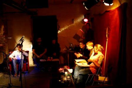 Opowieść Wigilijna – spektakl teatru Ad Spectatores