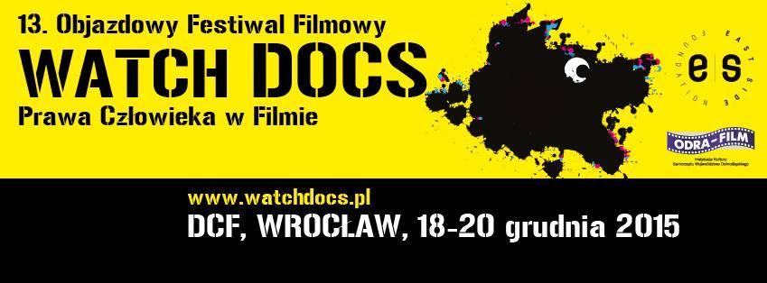 Objazdowy Festiwal Filmowy WATCH DOCS - Prawa Człowieka w Filmie