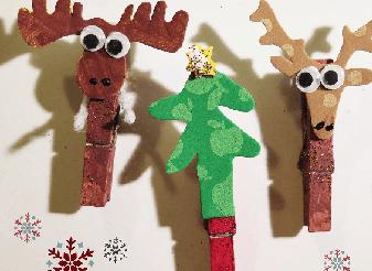Świąteczne ozdoby - sobotnie DIY w EkoCentrum