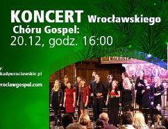 Koncert: Wrocławski Chór Gospel w Arkadach