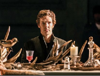 "National Theatre: ""Hamlet"" z Benedictem Cumberbatchem 
