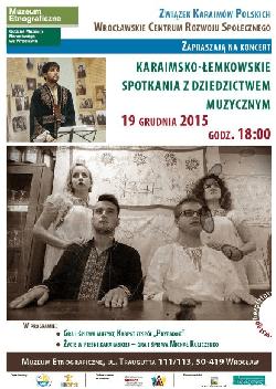 Karaimsko-Łemkowskie spotkania z dziedzictwem muzycznym