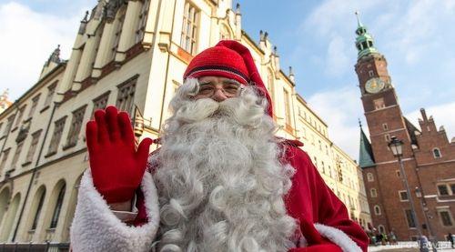 Święty Mikołaj z Laponii zawita do Wrocławia i rozświetli choinkę