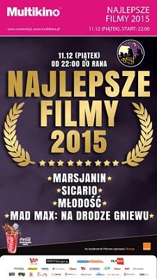 ENEMEF: Noc Najlepszych Filmów 2015