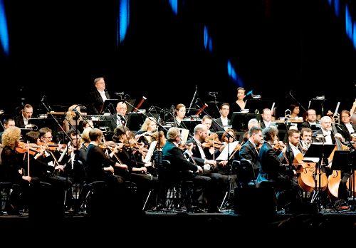 Słowik i skrzypce - koncert w NFM