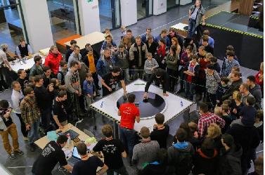 Zawody Robotic Arena