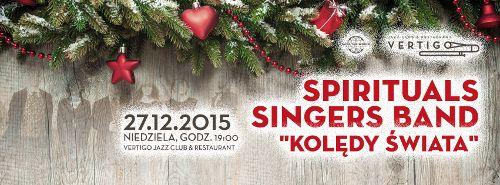 Spirituals Singers Band – koncert kolęd
