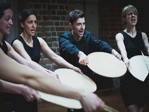 Pieśni Leara w Teatrze Pieśńi Kozła