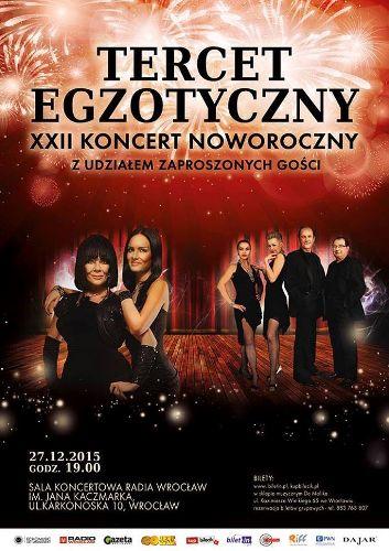 XXII Koncert Noworoczny Tercetu Egzotycznego
