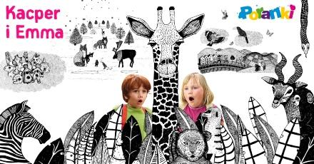 Poranek filmowy dla dzieci – Kacper i Emma