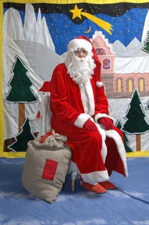 Spektakl dla dzieci: Święty Mikołaj na wakacjach