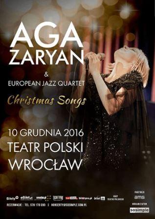 Koncert Aga Zaryan – Christmas Songs