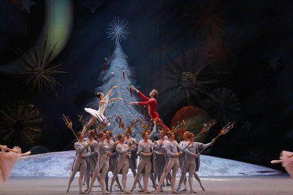 Bolshoi Ballet: Dziadek do orzechów