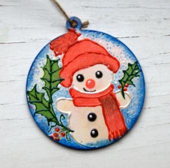 """""""Kula śnieżna, lampion, bombka"""" – rodzinne warsztaty bożonarodzeniowe"""