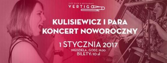 Koncert Noworoczny - Kulisiewicz i Para