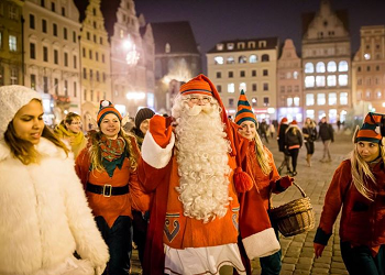 Jarmark Bożonarodzeniowy – Korowód kolędników i koncert kolęd