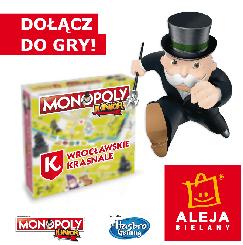 Premiera MONOPOLY JUNIOR Wrocławskie Krasnale