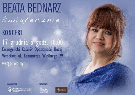 """Beata Bednarz """"Świątecznie"""""""