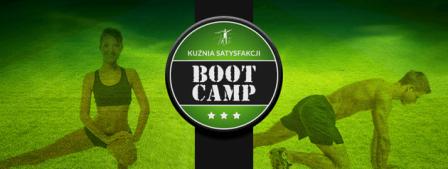 BOOT CAMP w Kuźni Satysfakcji - Treningi na świeżym powietrzu!