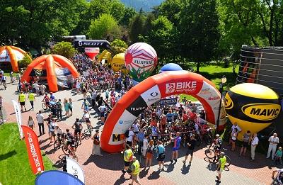 Inauguracja sezonu Bike Maraton 2015