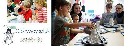 Rodzinna Niedziela w Wrocławskim Centrum Twórczości Dziecka
