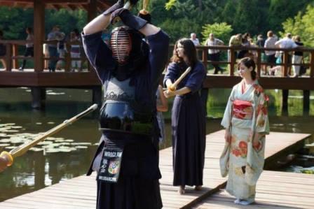Spotkanie w Ogrodzie Japońskim