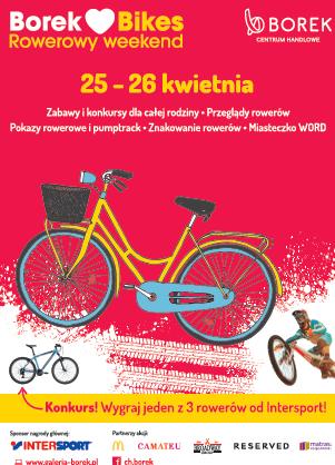 Spotkanie Borek loves Bikes