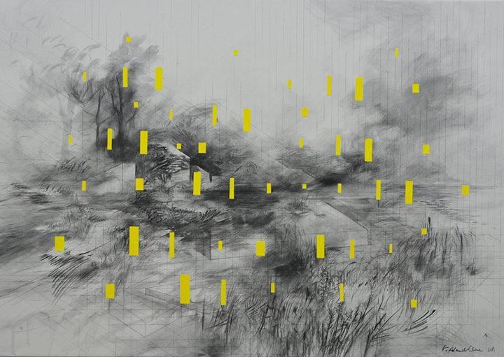 JEDEN KIERUNEK CZASU - wystawa w galerii M Odwach