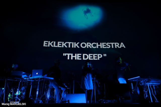 "EKLEKTIK ORCHESTRA ""THE DEEP"""