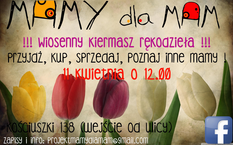 Kiermasz Wiosenny w Mamy dla Mam