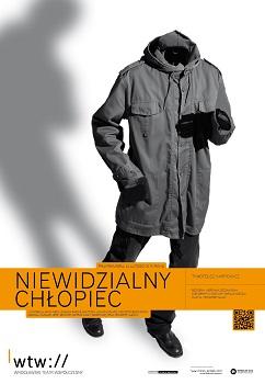 Niewidzialny chłopiec we Wrocławskim Teatreze Współczesnym