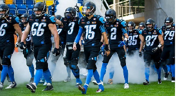 Mecz Panthers kontra Eagles
