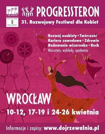 FINAŁ 31. edycji Festiwalu dla Kobiet PROGRESSteron