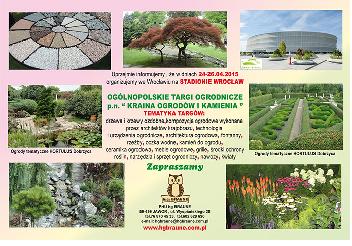 Targi Kraina Ogrodów i Kamienia