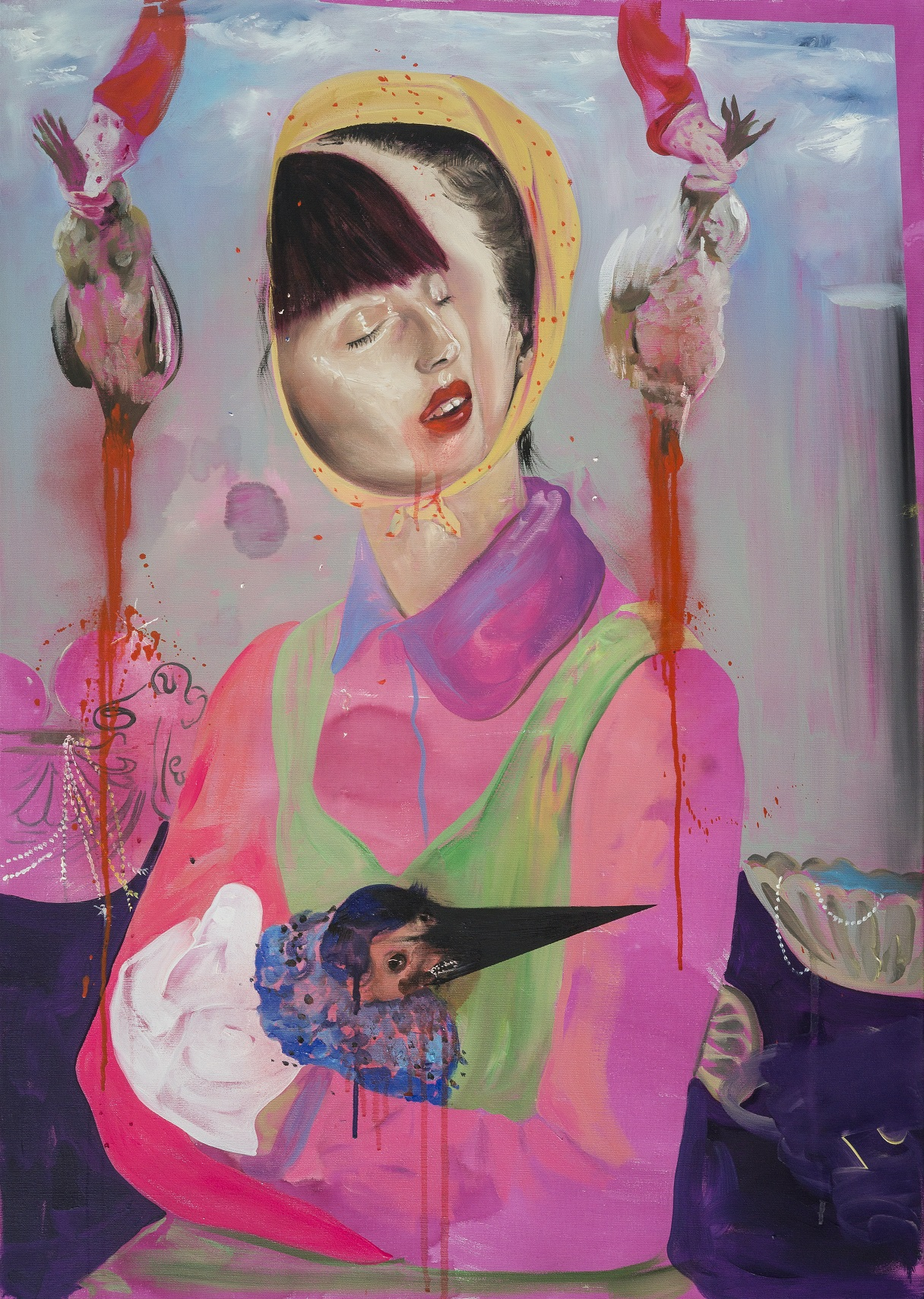 Malarstwo Aleksandry Urban
