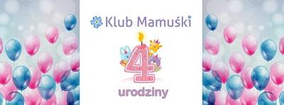 4 urodziny Klub Mamuśki