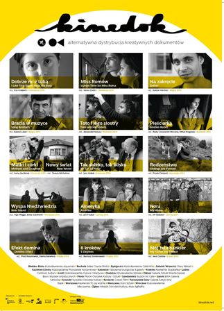 "KineDok – pokaz filmu ""Golden robot"" (Pięściarka)"