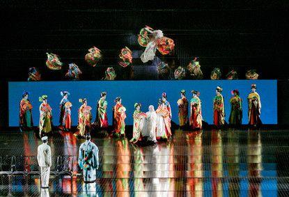 Opera: Madame Butterfly w Kinie Nowe Horyzony