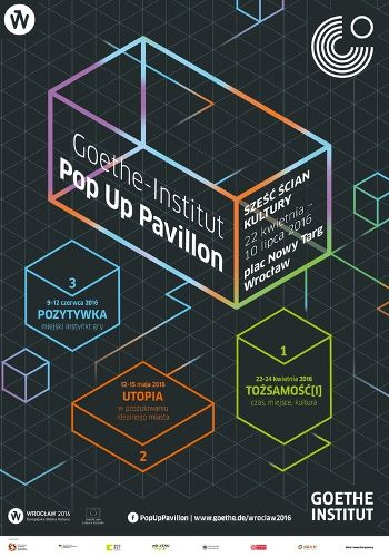 Goethe-Institut Pop Up Pavillon/ Digesting History – przedsmak Otwarcia