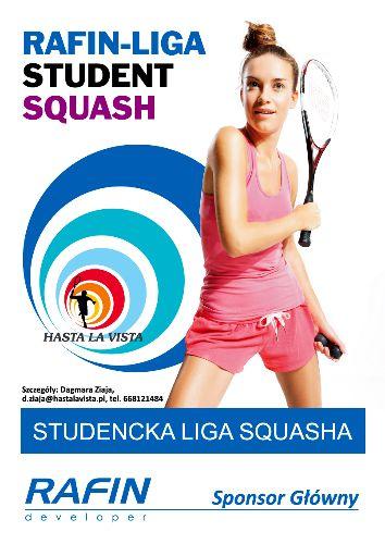 Rafin Liga Student – studencka liga squasha