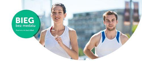 Bieg Bez Medalu – akcja charytatywna