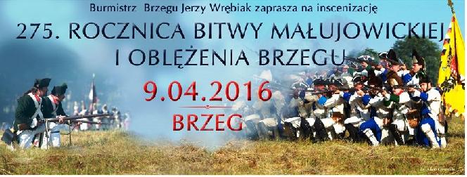 275. rocznica Bitwy pod Małujowicami – rekonstrukcja walk