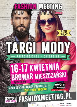Targi Fashion Meeting Pop Up Store - Nowa Polska Moda